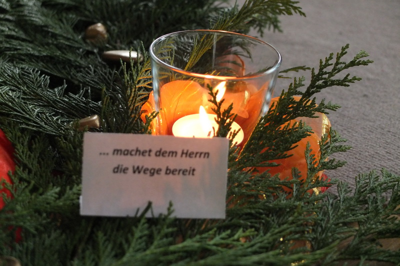 Advent in der Stadtteilkirche